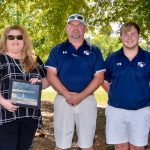 Photos - Golf Senior Night 4/23