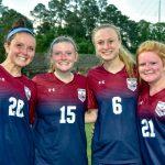 Photos - Girls Varsity Soccer Senior Night 4/23/19