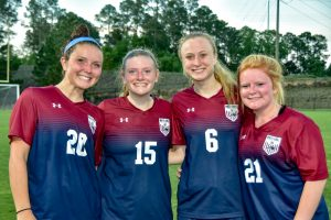 Photos – Girls Varsity Soccer Senior Night 4/23/19