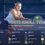2019 White Knoll Tennis Schedule