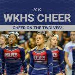 2019 White Knoll Cheer Season