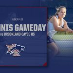 Girls Tennis hosts BC today at White Knoll