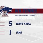 WK Tennis moves to 2-0 with win over Irmo!