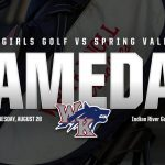 Girls Golf opens up their season today!