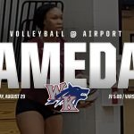 Volleyball @ Airport TODAY!