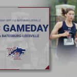 Cross Country competes @ Batesburg-Leesville TODAY!