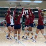 Volleyball Hosts Airport Tonight!