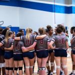 Girls Junior Varsity Volleyball beats Aiken High School 2 -1