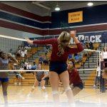 Girls Varsity Volleyball beats Airport 3 – 0
