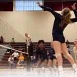 Girls Varsity Volleyball beats Brookland-Cayce 3 – 0