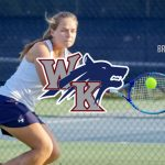 WK Tennis defeats BC!