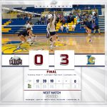 Girls Varsity Volleyball falls to Lexington 3 – 0