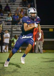 Photos – Varsity Football vs Gray Collegiate 9/20/19