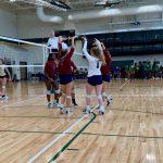 Girls Varsity Volleyball falls to River Bluff 3 – 0