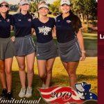 Girls Golf at Lady Patriot Invitational