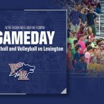 Volleyball and Football vs Lexington TODAY