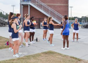 Photos – Girls' Varsity Tennis at Airport HS 9/30/19