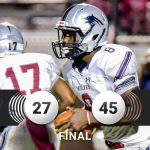 White Knoll loses tough one at Lexington