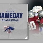 JV Football Travels to Chapin