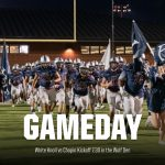 White Knoll Timberwolves hosts the Chapin Eagles