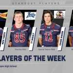 Players of the Week vs Chapin