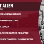 Coach Spotlight – Walt Allen