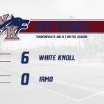 WK Tennis shuts out Irmo