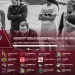 Varsity Girls Basketball Schedule