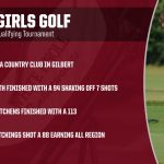 Girls Golf @ Regional Qualifying Tournament
