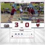 Girls Varsity Volleyball beats Ashley Ridge 3 – 0 in First Round of Playoffs