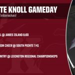 White Knoll Gameday for Several Sports