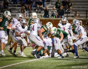 Photos – Varsity Football at River Bluff 10/25/19 – Part 1