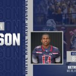 JaJuan Johnson named to Metro Bowl Roster