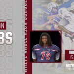 Shelton Bibbs named to Metro Bowl Roster
