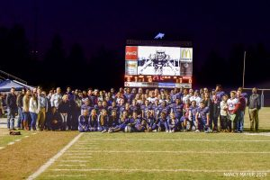 2019 Football and Cheer Senior Night