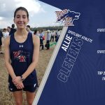 Allie Clemens – Top 20 runner in the State