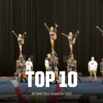 WK Cheer – Top 10 in State