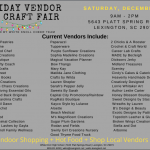 WKHS Cheer Holiday Vendor and Craft Fair
