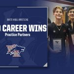 100 Career Wins for these Wrestling Practice Partners!