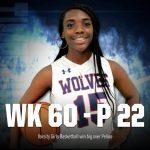 WK Varsity Girls 60-22 Over Pelion