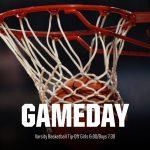 Gameday for Varsity Basketball