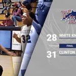 WK Varsity Girls Basketball falls to Clinton