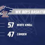 WK Boys Basketball defeats Camden