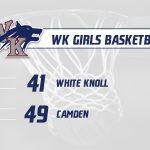 WK Varsity Girls fall to Camden