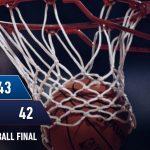 WK Varsity Boys Basketball with tough loss to Lexington