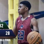 Boys Basketball in Tough Region loss to River Bluff