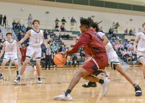 Photos – Varsity Boys Basketball at River Bluff 1/21/20