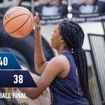 WK Varsity Girls Basketball with Tough loss to Lexington