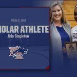 Scholar Athlete – Bria Singleton