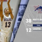 WK Girls Basketball with Impressive Win over Chapin